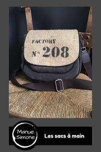 vignette représentant un sac marque manue simone