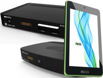 Комплект Триколор ТВ на 2 телевизора с планшетом