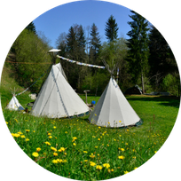 Schwitzhütten Ritual mit taneska Werny, Wolhusen Luzern