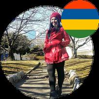 Study in Japan for Africa- Ms Nawshin Mahadooa- Mauritius