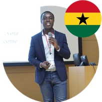 Study in Japan for Africa- Dr Eric Ofosu-Twum- Ghana