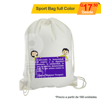 Sport Bag full color