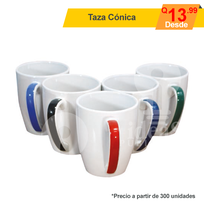 Taza Cónica
