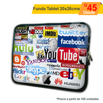 Funda Tablet full color