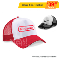 Gorra Trucker full color