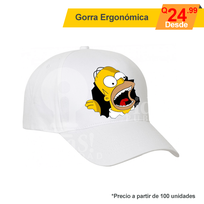 Gorra Ergonómica