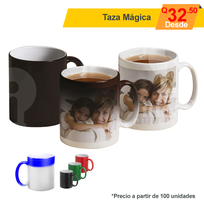 Taza Mágica full color