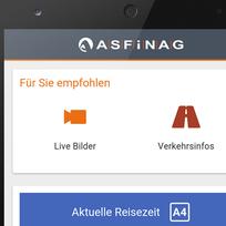Asfinag App praktisch für den Außendienst