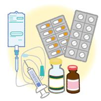 抗がん剤による治療