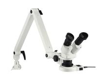 Eschenbach Mikroskop Lösung mit Ringlicht