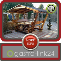 Outdoor Pavillon Holz