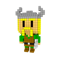 Moxel - Voxel - Baleog the Fierce