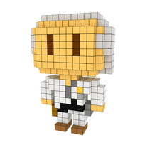 "Moxel - Voxel - Emmett ""Doc"" Brown"
