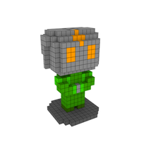 Moxel - Voxel - Psilons - Soldier