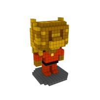 Moxel - Voxel - Mrrshan - Leader