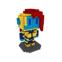 Moxel - Voxel - Elerians - Soldier