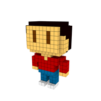 Moxel - Voxel - Jerry Seinfeld