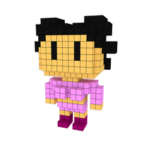 Moxel - Voxel - Amy Wong