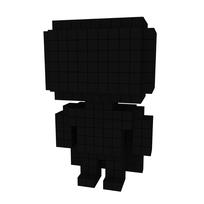 Moxel - Voxel - One Punch Man - Blast