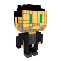 Moxel - Voxel - Mr. Furious