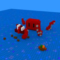 Moxel - Voxel - Kraken