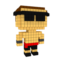 Moxel - Voxel - Johnny Cage