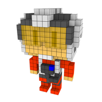 Moxel - Voxel - Wedge Antilles