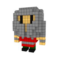 Moxel - Voxel - Ram-Man