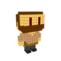 Moxel - Voxel - Bud Spencer