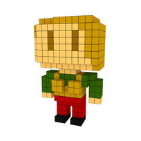 Moxel - Voxel - Marcy D'Arcy