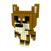 Moxel - Voxel - One Punch Man - Underdog Man