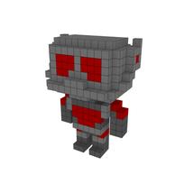 Moxel - Voxel - Ant-Man