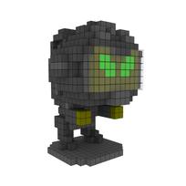 Moxel - Voxel - Meklars - Spy
