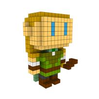Moxel - Voxel - Legolas