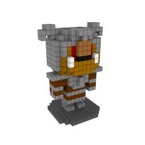 Moxel - Voxel - Bulrathi - Soldier