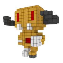 Moxel - Voxel - Doom - Cyberdemon