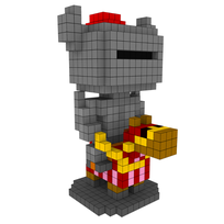 Moxel - Voxel - Knight