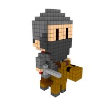 Moxel - Voxel - El Cid