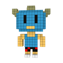 Moxel - Voxel - One Punch Man - Tanktop Mask