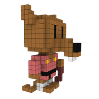 Moxel - Voxel - Splinter