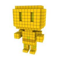 Moxel - Voxel - C-3PO