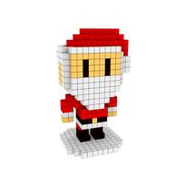 Moxel - Voxel - Weihnachtsmann - Santa Claus