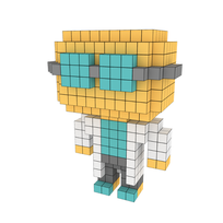 Moxel - Voxel - Hubert Farnsworth