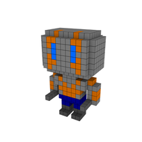 Moxel - Voxel - Drax