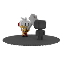 Moxel - Voxel - Shao Kahn - Wrath Hammer Attack