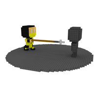 Moxel - Voxel - Scorpion - Spear