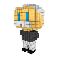 Moxel - Voxel - One Punch Man - Silver Fang