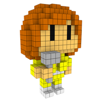 Moxel - Voxel - April O'Neil