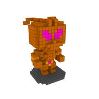 Moxel - Voxel - Klackons - Leader