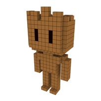 Moxel - Voxel - Groot